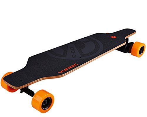 yuneec elektro skateboard e go cruiser longboard. Black Bedroom Furniture Sets. Home Design Ideas