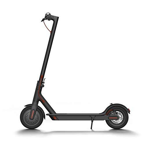 Review Xiaomi Mi Scooter M365