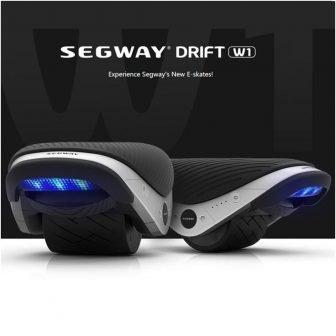 2018 original ninebot segway deriva w1 scooter Eléctrico incluso indemnización rodillo hoverboard...