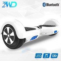 2WD 6.5 » Hovereboard Scooter eléctrico