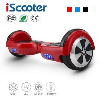 4 colores Hoverboards auto Balance eléctrico Hoverboard monociclo por la borda Gyroscooter...