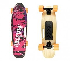 527354 Skateboard eléctrico 70cm MASTER