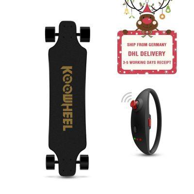 Koowheel Monopatín eléctrico Kooboard Skateboards
