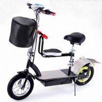 PH Mini coche eléctrico patinete para adultos plegable recargable
