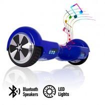 ACBK – Patinete Eléctrico Hover Autoequilibrio con Ruedas de 6.5″ azul
