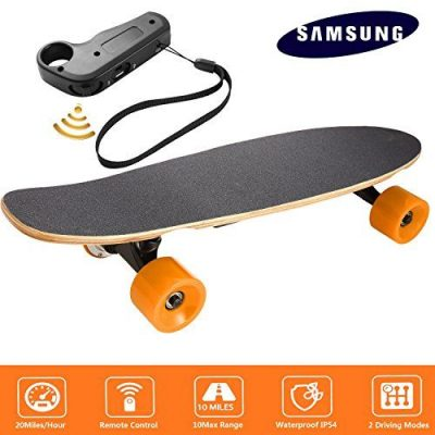 AIMADO Skateboards Electrico 200W+