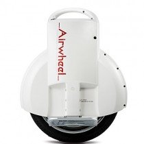 AIRWHEEL Q3 eléctrico monociclo rígida blanco