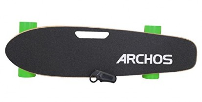 Archos Uni escooter SK8 eléctrico Scooter, Negro, One Size