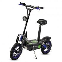 ECOXTREM Patinete/Scooter eléctrico Dos Ruedas con sillín Desmontable