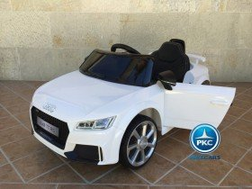 Audi TT 6V Blanco (Outlet)