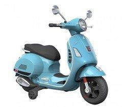 Moto eléctrica PIAGGIO para niños VESPA GTS