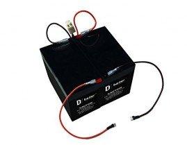 Batería para patinete Razor con autonomía de 4,5 horas 20 W