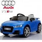 BC Babycoches-Coche electrico 12 V para niños Audi TT RS