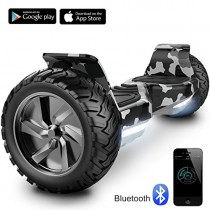 Cool&Fun 8.5″ Hoverboard Scooter Patinete Hummer