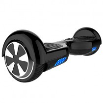 DOUBLE HUNTER Hoverboard 10 Pulgadas, Balance Board Smart Scooter 2x350W con LED