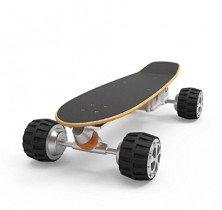 DZW Electric Skateboard Four Wheel Smart Skateboard
