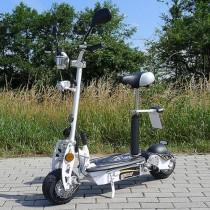 E-Flux 20 – Patinete eléctrico (500 W, 36 V, con motor eléctrico, homologado para circulación por carretera)