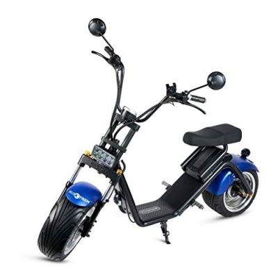 ECOXTREM Moto, Caigiees, City Coco, Scooter eléctrico
