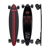 Electric Cruiser Skateboard Longboard Motor Dual con Control Remoto