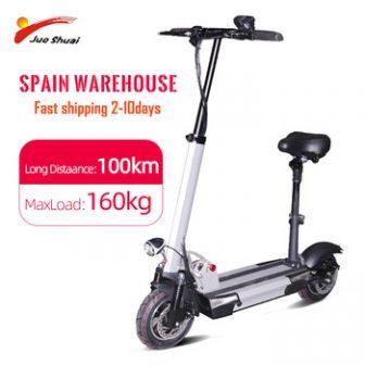 EU USA warehouse 48v500w scooter Eléctrico 45 km/h Motor rápido más de...