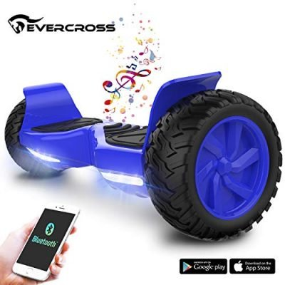 EverCross 8.5″ Balance Board Scooter Patinete Hummer SUV