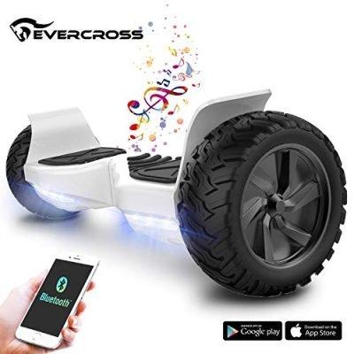 EverCross 8.5″ Scooter Patinete del Mano Eléctrico