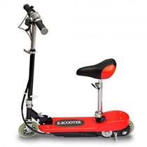 fancyU Scooter Eléctrico De Vidaxl con Scooter Eléctrico De Patinaje Eléctrico
