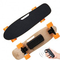 FGKING Monopatín motorizado, monopatín eléctrico, Standard Board eléctrico