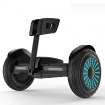 FYJ Hover Scooter Junta Auto-Off-Balancing Vespa Scooter eléctrico Carretera negro