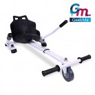 GeekMe Hoverkart G0 Kart para Hoverboard, , Longitud Ajustable, Compatible con Todos Los Hoverboards