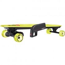Helvei Heles01lbc Monopatín Longboard con Motor y Batería Recargable, Unisex Adulto