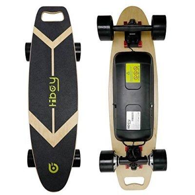 Hiboy Skateboard Eléctrico Portátil