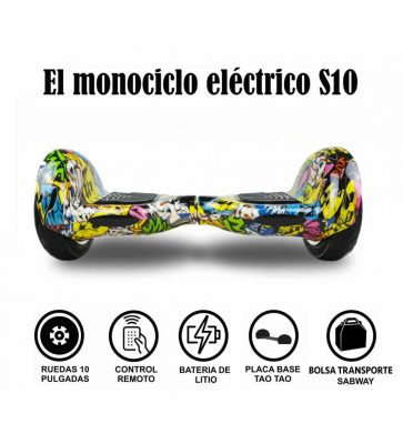 Hoverboard 10″ Sabway