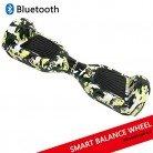 Hoverboard con ruedas de 6.5″ Scooter eléctrico Self-Balancing green