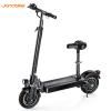 Janobike 2020 Actualización de freno hidráulico scooter Eléctrico pura aleación de aluminio kick scooter 2000W 70 km/h eléctrico scooter Eléctrico