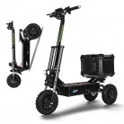 Joy-Beau Scooter eléctrico Plegable 3000 W de Alta Potencia de Tres Ruedas para Adultos