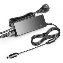 KFD Cargador de Batería Adaptador 42V 2A para Scooter Xiaomi Mijia M365, Bird Scooter, Lime Scooter, Ninebot