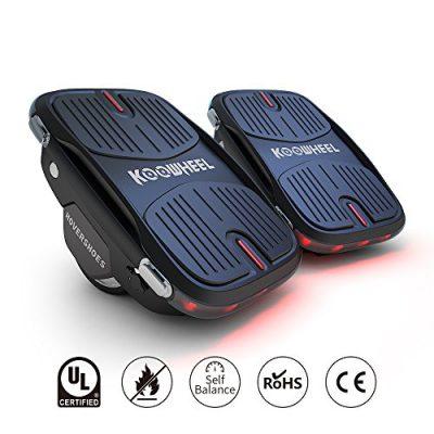KOOWHEEL Monopatín eléctrico, Scooter autoequilibrante 3.5″