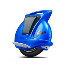 Lanxi Hongda Electrical and Mechanical Co. Monocíclo Eléctrico 16″ Modelo Rock 'n' Roll azul