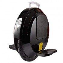 LHY RIDING Coche de Equilibrio de Monociclo eléctrico de 14 Pulgadas Negro