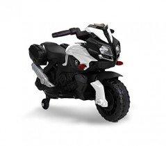 LT875 Motocicleta eléctrica para niños MOTO SPEED Blanco