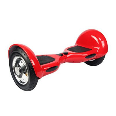M MEGAWHEELS, 10″Scooter eléctrico 2 * 350 W Velocidad máxima del Motor 9 mph