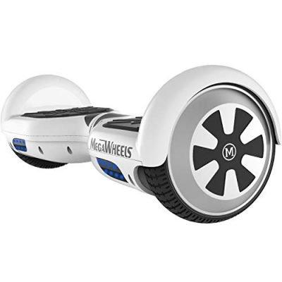 M MEGAWHEELS 6.5″ Monopatin Electrico Con Bluetooth y 500W