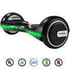 M MEGAWHEELS 6.5″ Patin Electrico con Bluetooth