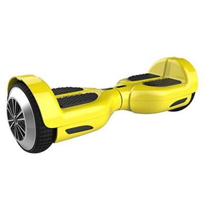 Megawheels 6.5″ Hoverboard Monopatín Eléctrico yellow
