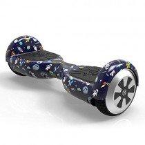 Megawheels 6.5″ Hoverboard Monopatín Eléctrico sky