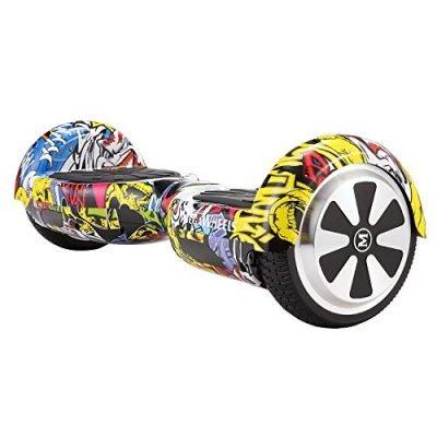 Megawheels 6.5″ Hoverboard Monopatín Eléctrico