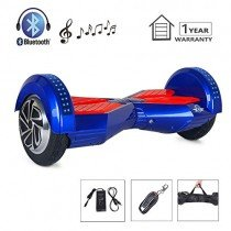 Megawheels Patinete Electrico Self Balance Scooter 8 Pulgadas 700W