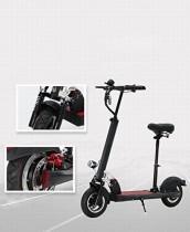 MKKM Moda Moto Scooter Portátil Plegable