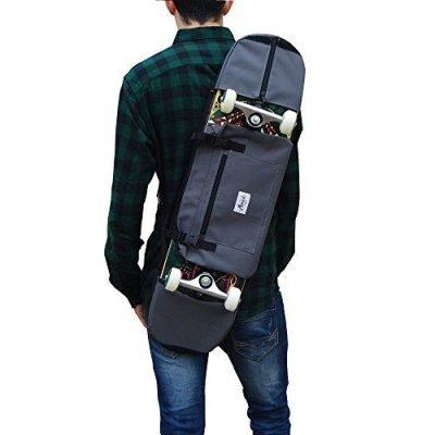 Mochila skate monopatin skateboard